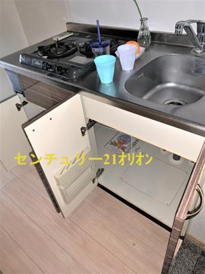 【キッチン】ルーブル練馬弐番館(ネリマニバンカン)