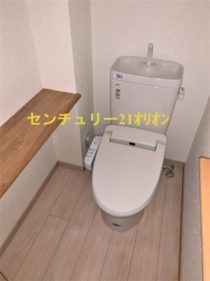 【トイレ】ルーブル練馬弐番館(ネリマニバンカン)