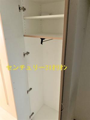 【収納】ルーブル練馬弐番館(ネリマニバンカン)