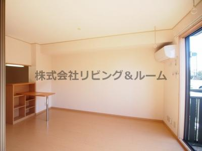 【居間・リビング】シャルムプランタン・B棟