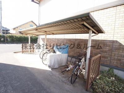 【寝室】シャルムプランタン・B棟