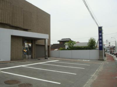 柳瀬医院(内科・小児科)まで90m