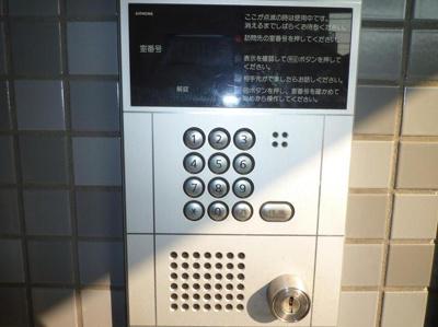 【セキュリティ】多摩リバビューANNEX
