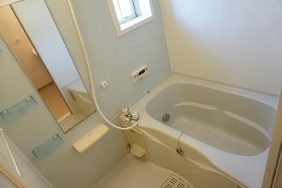 【浴室】フラワーヒルズA
