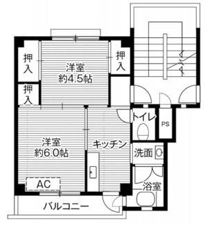 ビレッジハウス野田6号棟