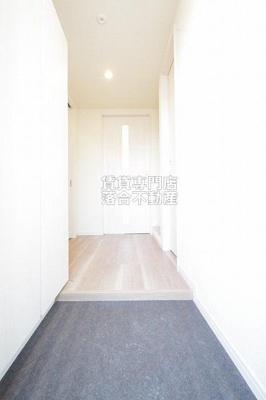 【玄関】コンフォートハウス