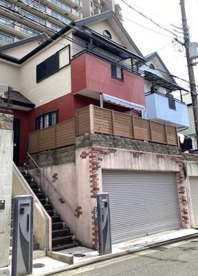 【外観】堺市北区東上野芝町2丁中古戸建(西百舌鳥小学校)