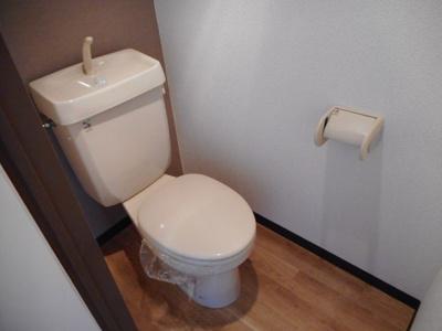 【トイレ】ロイヤルコート7番館