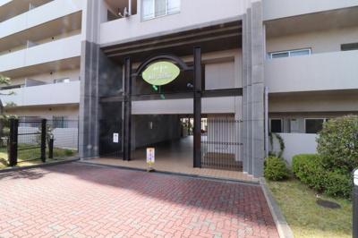 【エントランス】メゾンドール瀬田・公園都市Ⅰ番館