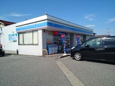 ローソン富山赤田南店まで750m