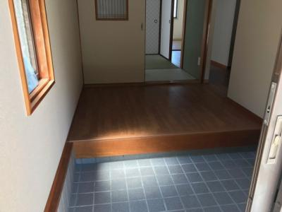 【玄関】【中古戸建】貴志川中学校区 54305