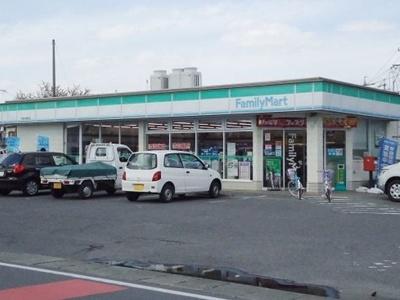 ファミリーマート岡崎中園町店まで400m