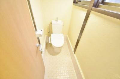 【トイレ】東新町1丁目戸建