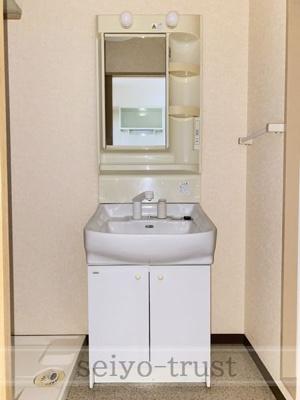 【独立洗面台】昭和町原野ビル