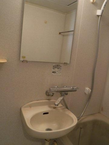 洗面所もお手入れらくちん