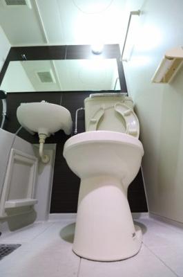 【トイレ】グランメゾン田