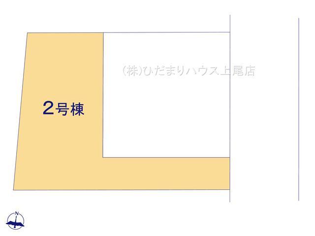 【区画図】見沼区春岡 2期 新築一戸建て リーベルガーデン 02