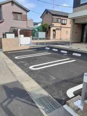 【駐車場】エスポワールHaneda Ⅰ