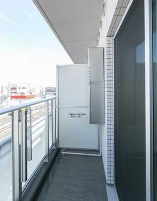 【バルコニー】三茶 築浅 駅近駅徒歩1分 独立洗面台 浴室乾燥機
