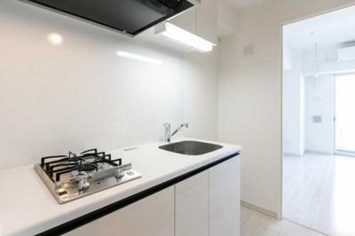 【キッチン】三茶 築浅 駅近駅徒歩1分 独立洗面台 浴室乾燥機