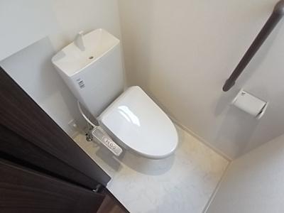 【トイレ】ビレッジ都町Ⅳ