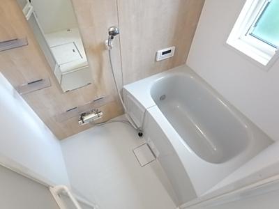【浴室】ビレッジ都町Ⅳ