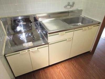 【キッチン】ローズマリー オートロック バストイレ別 室内洗濯機置場