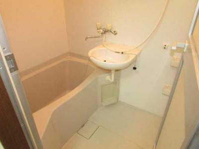 【浴室】ローズマリー オートロック バストイレ別 室内洗濯機置場