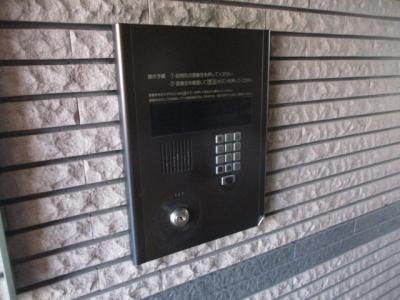 【セキュリティ】アレマーナ北加賀屋