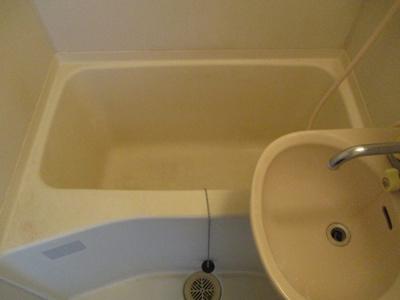 【浴室】アレマーナ北加賀屋