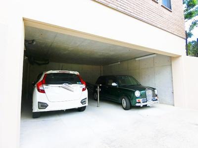 【駐車場】堺市大美野貸家