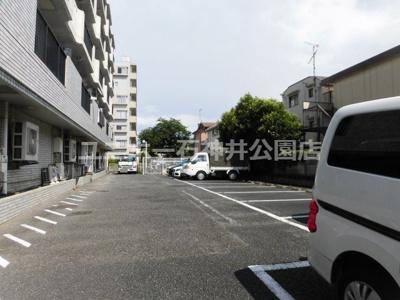 【駐車場】ノーベルコート