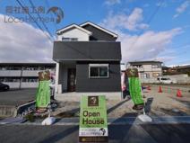 加古川市尾上町口里6期1号棟 新築戸建の画像