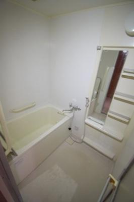 【浴室】プラージュ御崎