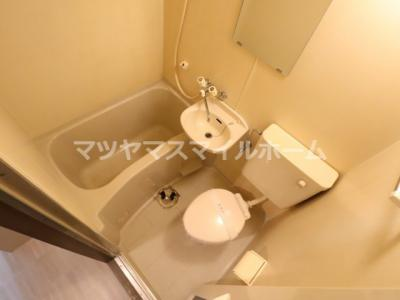 【浴室】ローズマンションⅡ