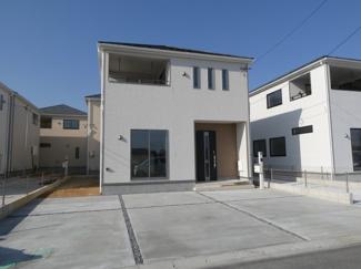 高浜市神明町第4新築分譲住宅13号棟写真です