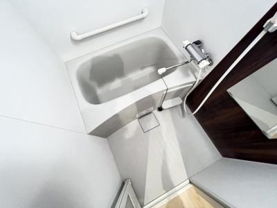 【洗面所】クレイノ欅