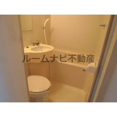 【浴室】ダイアパレス御徒町第三