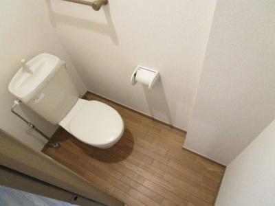 【トイレ】ルディア