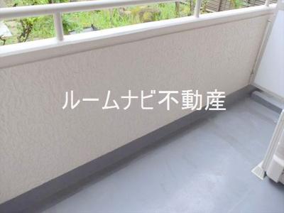 【バルコニー】三栄ハイツ