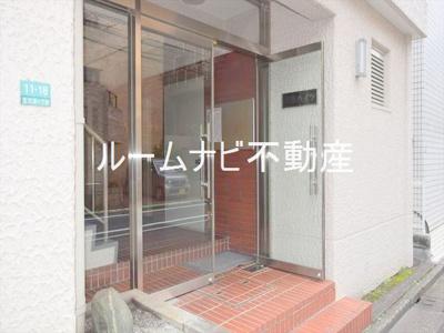 【エントランス】三栄ハイツ