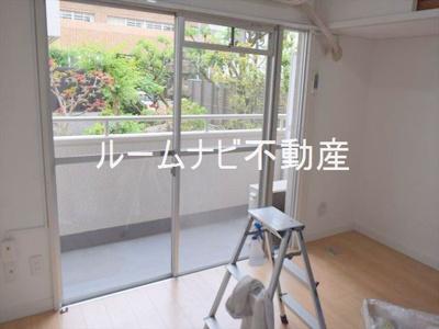 【居間・リビング】三栄ハイツ