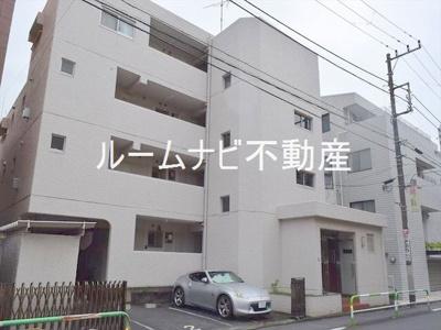 【外観】三栄ハイツ