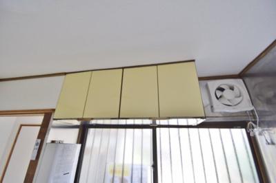 【収納】高見の里6丁目テラスハウス
