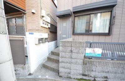 【エントランス】サニーハウス