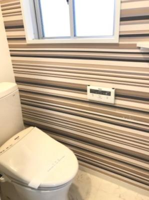 【トイレ】グレイシャス国立