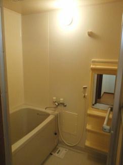 【浴室】サンスクエア21・A
