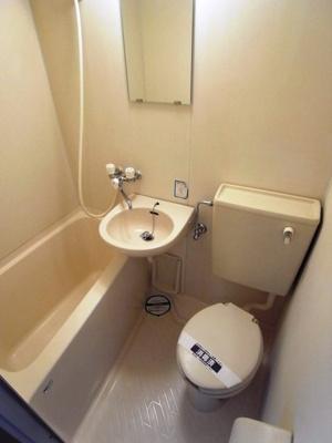 【浴室】ライオンズマンション東駒形