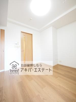 【居間・リビング】スパシエジーベック亀戸