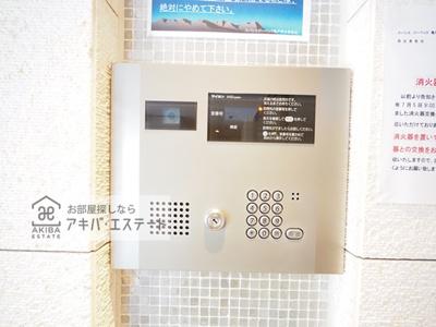 【セキュリティ】スパシエジーベック亀戸